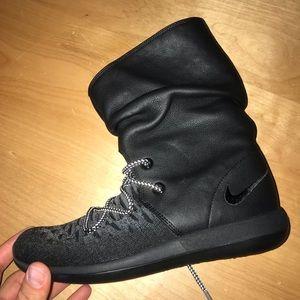 Nike Roshe Two Hi Flyknit Sneakerboot